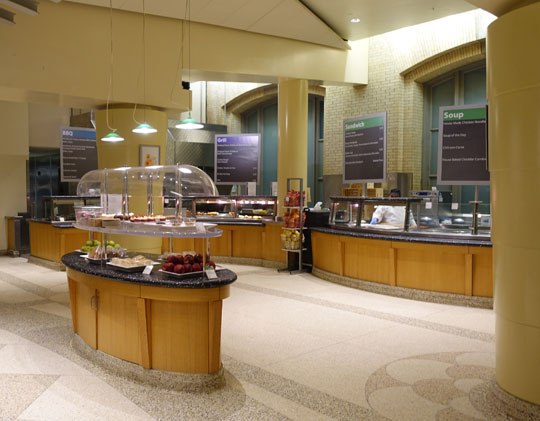 Smithsonian Natural History Museum restaurant