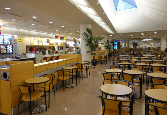 Reagan Building Food Court