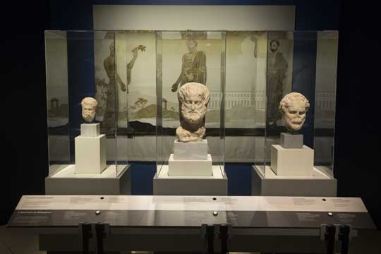 National Geographic exhibit The Greeks